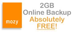 FREE Online Backup